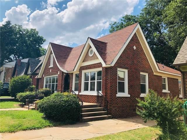 725 NE 16th Street, Oklahoma City, OK 73104 (MLS #932097) :: Homestead & Co