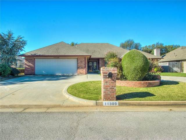 11309 Country Drive, Oklahoma City, OK 73170 (MLS #932109) :: ClearPoint Realty