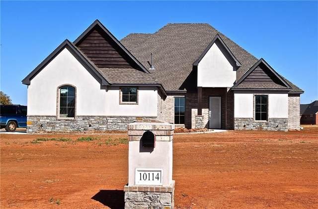 10114 Lacewood Drive, Edmond, OK 73025 (MLS #932131) :: The Oklahoma Real Estate Group