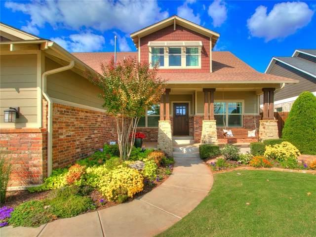 4801 First Light Lane, Edmond, OK 73034 (MLS #932135) :: Homestead & Co