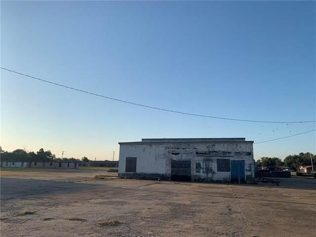 000 E Georgia St & 5th Street, Anadarko, OK 73005 (MLS #932145) :: Maven Real Estate