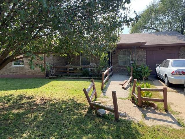 322 W Campbell Drive, Midwest City, OK 73110 (MLS #932148) :: ClearPoint Realty