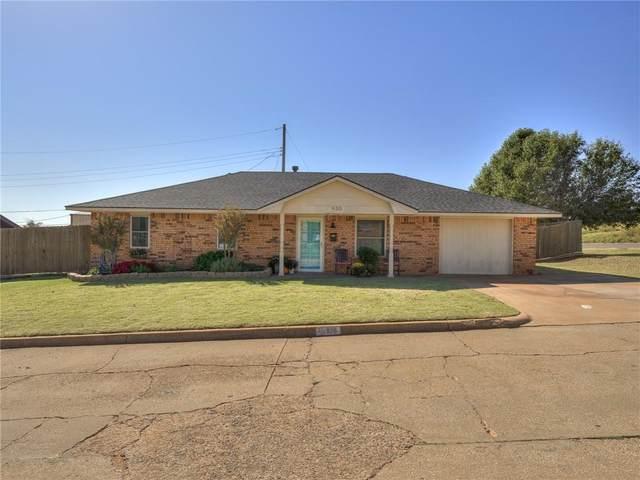 930 W Daniel Street, Weatherford, OK 73096 (MLS #932155) :: The Oklahoma Real Estate Group