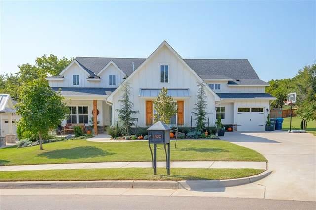 7300 Skipping Stone Drive, Edmond, OK 73034 (MLS #932158) :: Homestead & Co