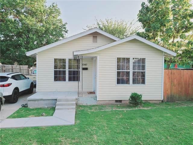 1040 SW 32nd Street, Oklahoma City, OK 73109 (MLS #932160) :: ClearPoint Realty
