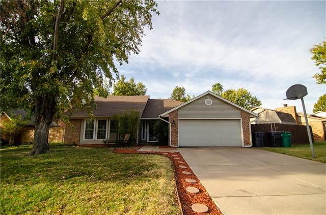 7608 NW 102nd Street, Oklahoma City, OK 73162 (MLS #932164) :: ClearPoint Realty