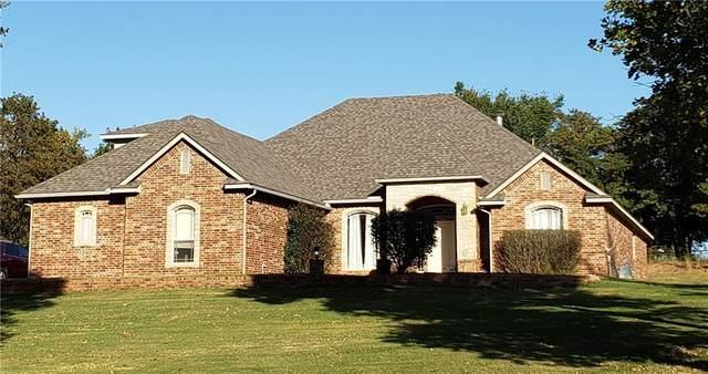 5800 Sun Perch Drive, Newalla, OK 74857 (MLS #932174) :: Homestead & Co