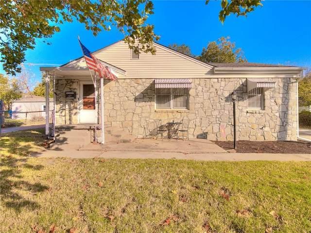 427 Babb Drive, Midwest City, OK 73130 (MLS #932186) :: Homestead & Co