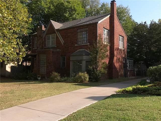 2316 NW 29th Street, Oklahoma City, OK 73107 (MLS #932195) :: Homestead & Co