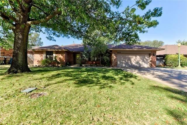 2829 Woodcreek Road, Oklahoma City, OK 73110 (MLS #932244) :: The Oklahoma Real Estate Group