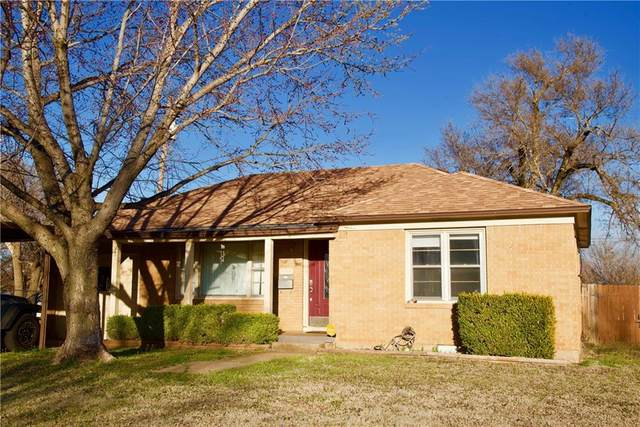 408 N 4th Street, Weatherford, OK 73096 (MLS #932248) :: Homestead & Co