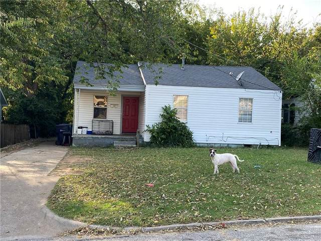 1421 N Page Avenue, Oklahoma City, OK 73117 (MLS #932261) :: Homestead & Co