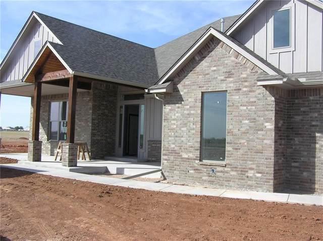 7783 NW Lorraine Drive, Piedmont, OK 73078 (MLS #932298) :: Homestead & Co