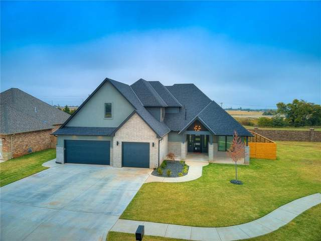 8909 NW 135th Place, Oklahoma City, OK 73142 (MLS #932299) :: Homestead & Co
