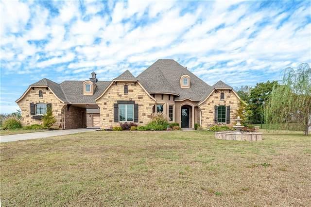 12515 SE 29th Street, Choctaw, OK 73020 (MLS #932303) :: Homestead & Co