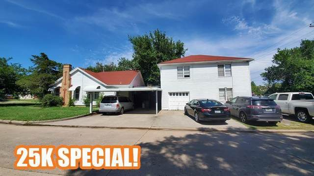 1716 NW Columbia Avenue, Lawton, OK 73507 (MLS #932314) :: Homestead & Co