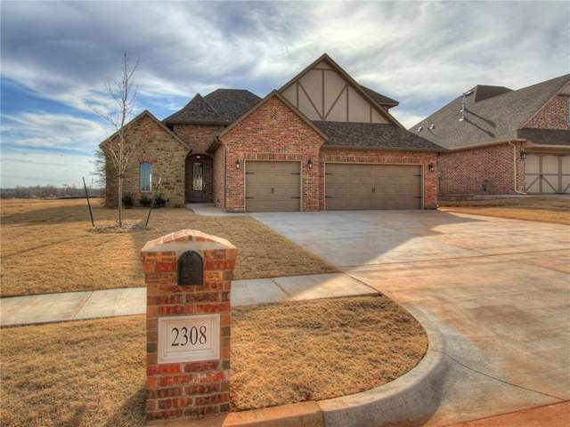 2308 E Thomas Terrace, Mustang, OK 73064 (MLS #932317) :: Homestead & Co