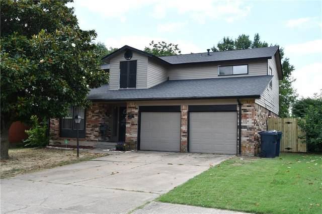 4724 SE 47 Street, Oklahoma City, OK 73135 (MLS #932322) :: The Oklahoma Real Estate Group