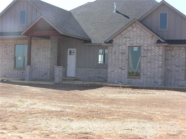 6101 NE Starry Night Drive, Piedmont, OK 73078 (MLS #932331) :: Keri Gray Homes