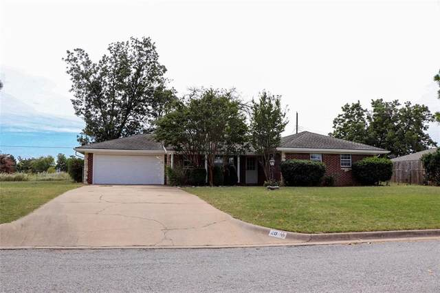 20 Cherry Drive, Chickasha, OK 73018 (MLS #932332) :: ClearPoint Realty