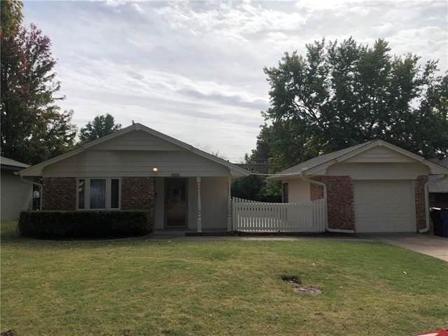 1028 W Peebly Drive, Midwest City, OK 73110 (MLS #932339) :: The Oklahoma Real Estate Group
