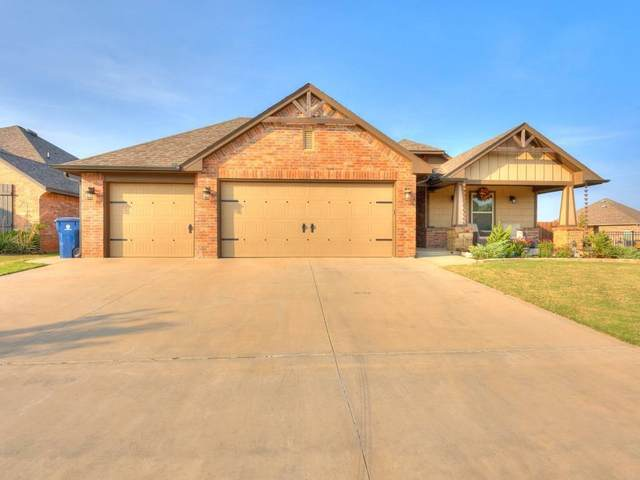 11517 NW 132nd Terrace, Piedmont, OK 73078 (MLS #932358) :: Keri Gray Homes