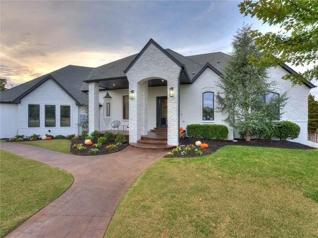 4317 Slate Bridge Road, Edmond, OK 73034 (MLS #932361) :: Homestead & Co