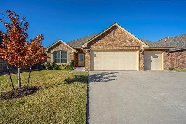 8421 NW 141st Circle, Oklahoma City, OK 73142 (MLS #932369) :: ClearPoint Realty