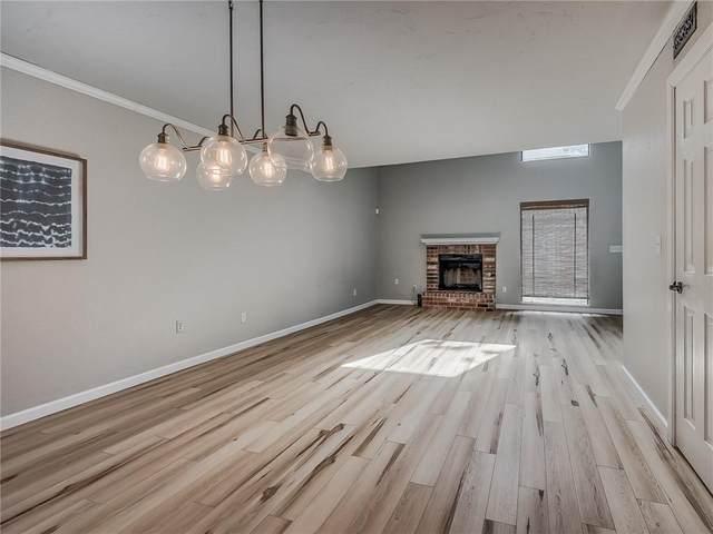 1125 Sequoyah Place C, Edmond, OK 73003 (MLS #932376) :: Keri Gray Homes