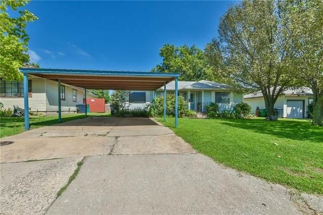 4020 N Sterling Avenue, Oklahoma City, OK 73122 (MLS #932388) :: Keri Gray Homes