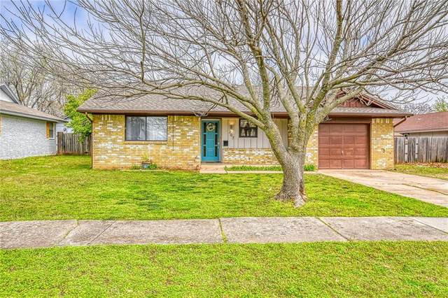 207 Orr Drive, Norman, OK 73071 (MLS #932389) :: The Oklahoma Real Estate Group