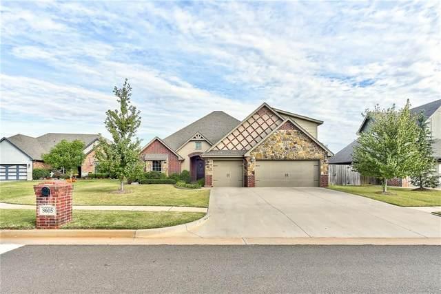 8605 NW 125th Street, Oklahoma City, OK 73142 (MLS #932396) :: Homestead & Co