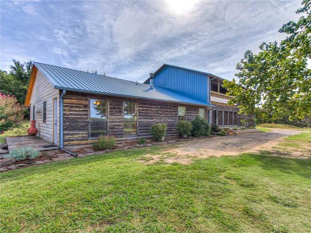 49971 130th Street, Byars, OK 74831 (MLS #932424) :: The Oklahoma Real Estate Group