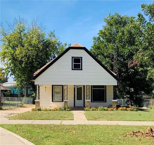 314 S Williams Avenue, El Reno, OK 73036 (MLS #932425) :: Homestead & Co