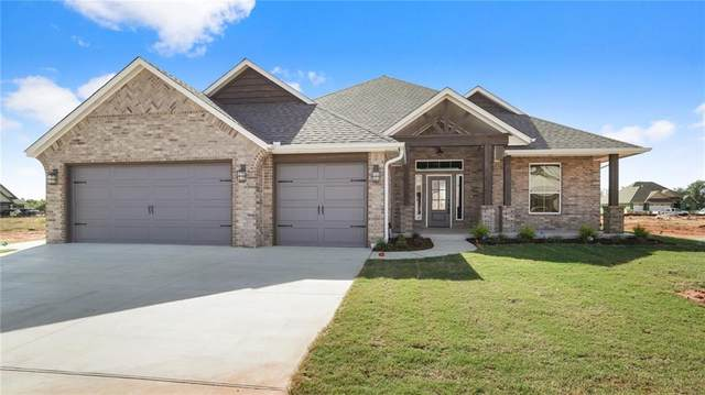 12008 SW 49th Street, Mustang, OK 73064 (MLS #932437) :: The Oklahoma Real Estate Group