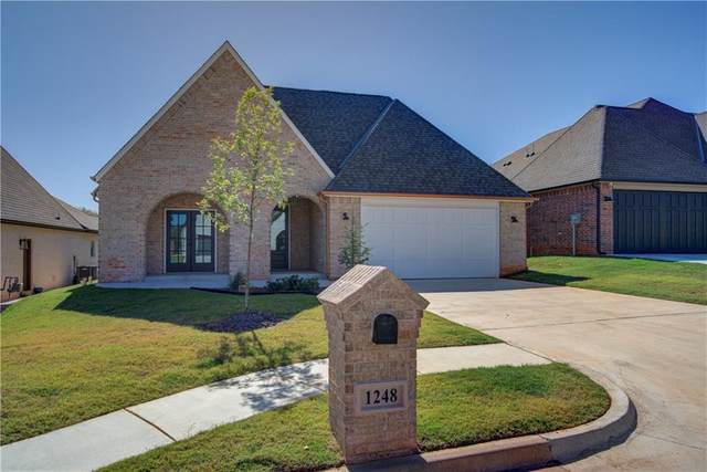 1248 Lemon Ranch Road, Edmond, OK 73034 (MLS #932440) :: Homestead & Co