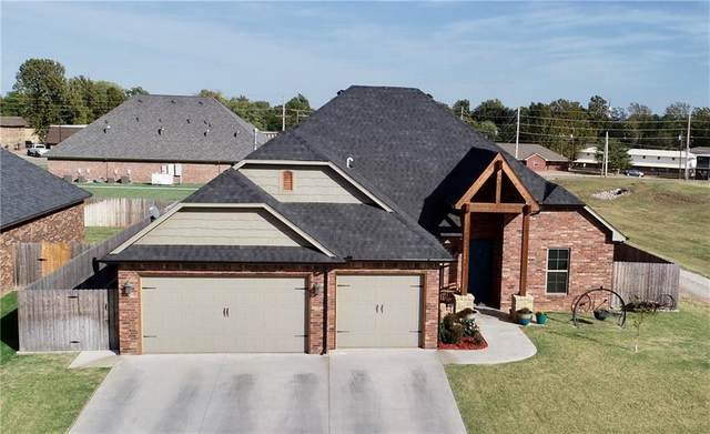 1300 Eagle Ridge Avenue, Weatherford, OK 73096 (MLS #932463) :: ClearPoint Realty