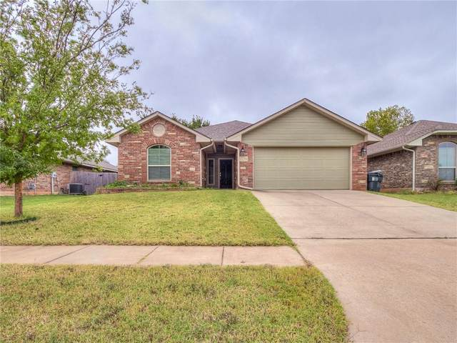 2220 Alameda Park Drive, Norman, OK 73071 (MLS #932466) :: ClearPoint Realty