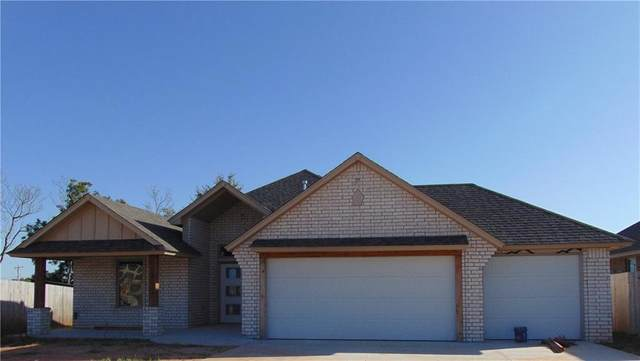 1708 W Zachary Way, Mustang, OK 73064 (MLS #932467) :: Homestead & Co