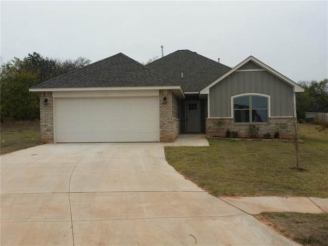1837 W Blake Court Way, Mustang, OK 73064 (MLS #932468) :: Homestead & Co