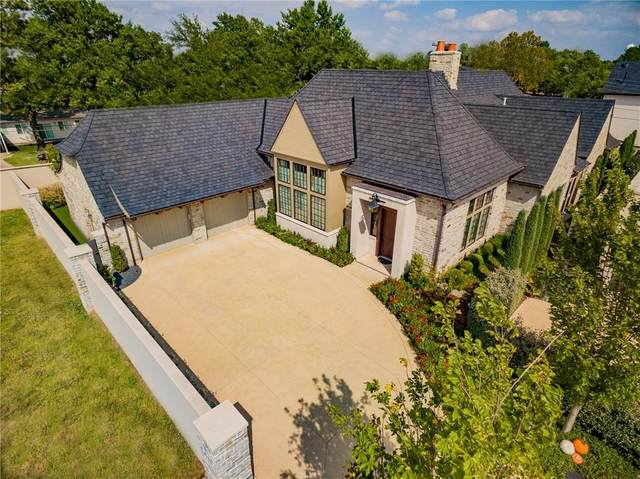 8516 Stonehurst Court, Oklahoma City, OK 73120 (MLS #932484) :: Homestead & Co