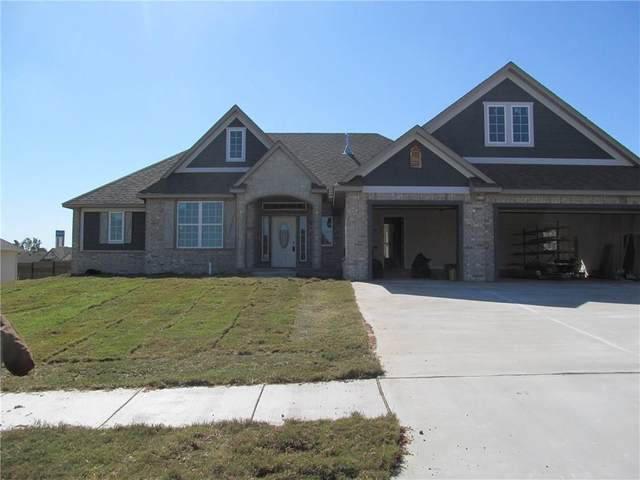 498 Isabella Drive, Blanchard, OK 73010 (MLS #932495) :: The Oklahoma Real Estate Group