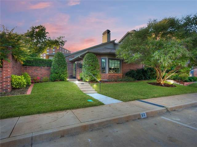 6206 Waterford Boulevard #66, Oklahoma City, OK 73118 (MLS #932496) :: KG Realty