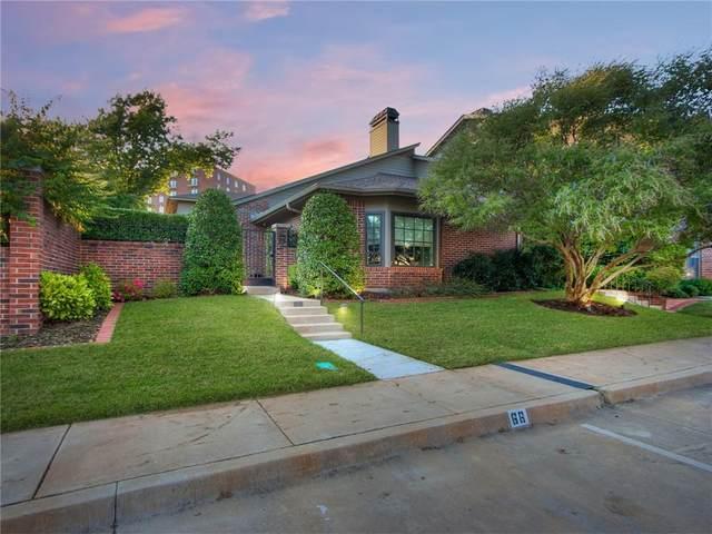 6206 Waterford Boulevard #66, Oklahoma City, OK 73118 (MLS #932496) :: The Oklahoma Real Estate Group