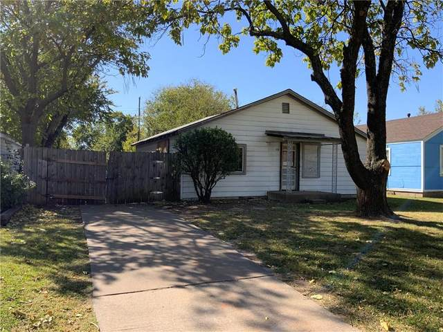 1136 NW 99th Street, Oklahoma City, OK 73114 (MLS #932501) :: The Oklahoma Real Estate Group