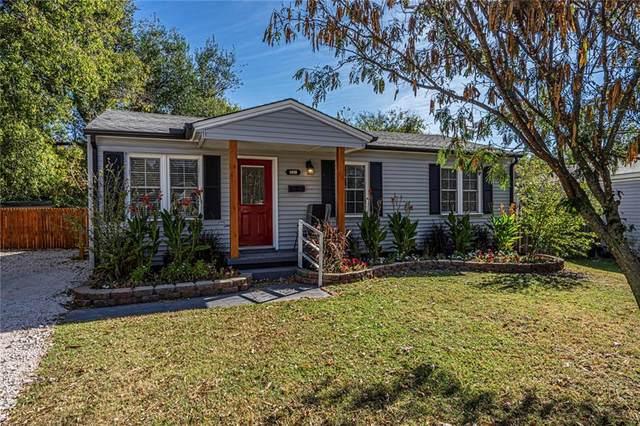 1416 N Elm, Guthrie, OK 73044 (MLS #932512) :: The Oklahoma Real Estate Group