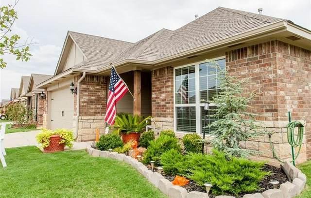 17508 Black Hawk Drive, Edmond, OK 73012 (MLS #932517) :: Keri Gray Homes