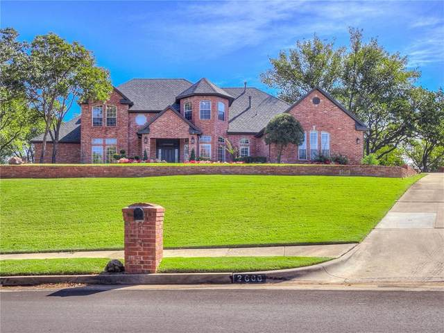 2600 Sweetbriar, Edmond, OK 73034 (MLS #932520) :: Homestead & Co