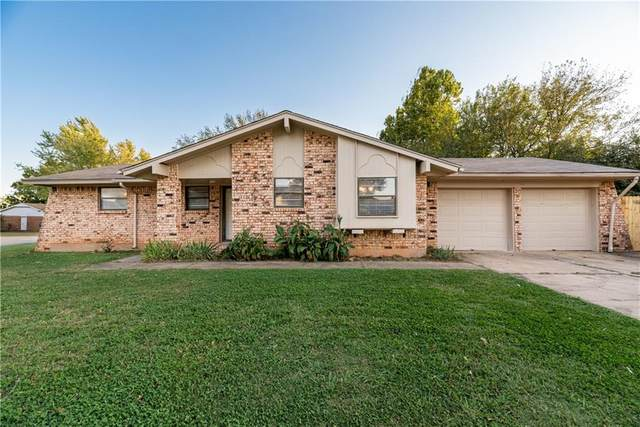 3816 Spitz Drive, Oklahoma City, OK 73135 (MLS #932528) :: The Oklahoma Real Estate Group