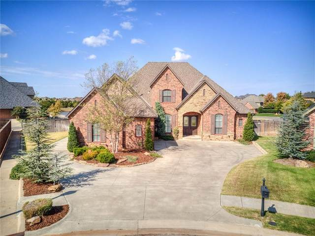 13113 Rock Canyon Road, Oklahoma City, OK 73142 (MLS #932534) :: Homestead & Co